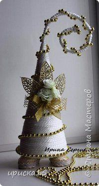 Свит-дизайн Новый год топотушка и колпачок Клей Конусы Продукты пищевые фото 1