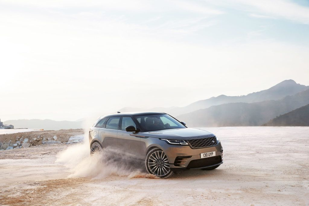 Range Rover's New Baby SUV Will Swaddle You for 50,000