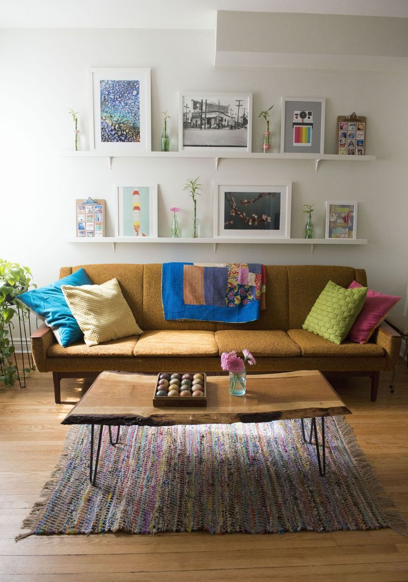 Help Decorate My Living Room: At Home With Catherine Cachia In Toronto, Canada