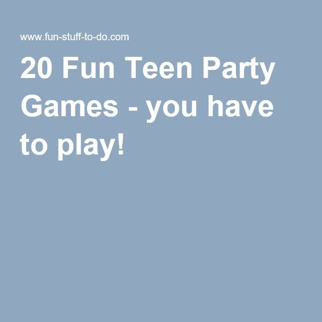The intelligible Young teen girls birthday party games congratulate, your