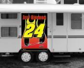 Jeff Gordon 24 Rv Awning Banner Jeff Gordon Nascar Rv Camping Supplies