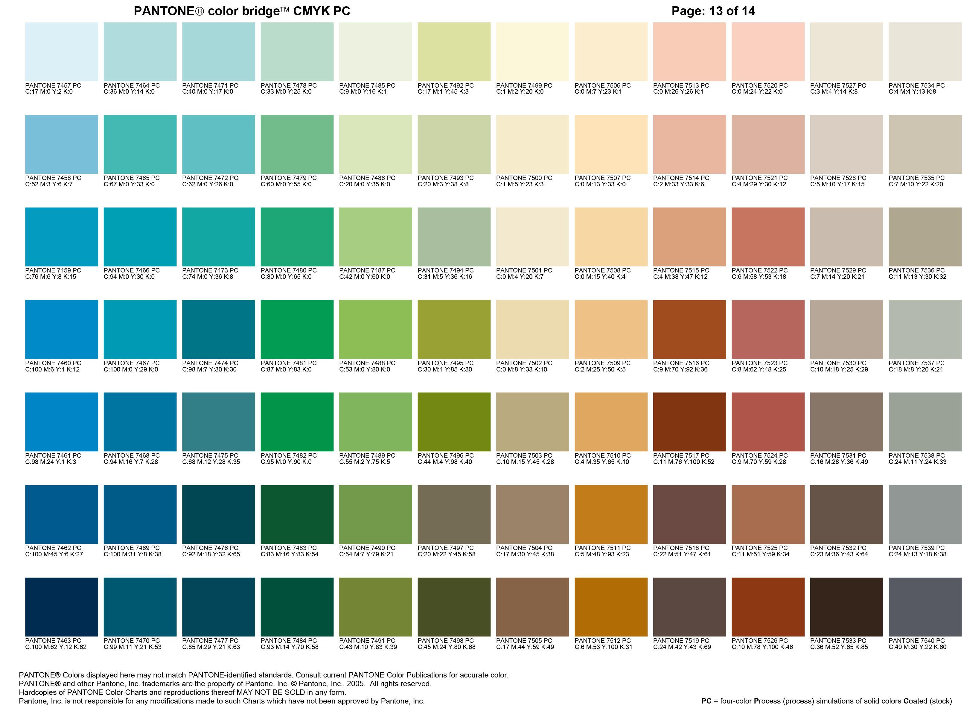 Carta color pantone 13 color pantone chart 13 paletas de carta color pantone 13 color pantone chart 13 nvjuhfo Image collections