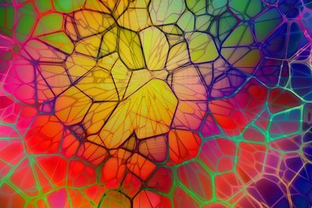 Digital Art Abstract Colorful Geometry Lines 3d 4 Sizes Wall Decor Abstract Wallpaper Abstract 3840x2160 Wallpaper
