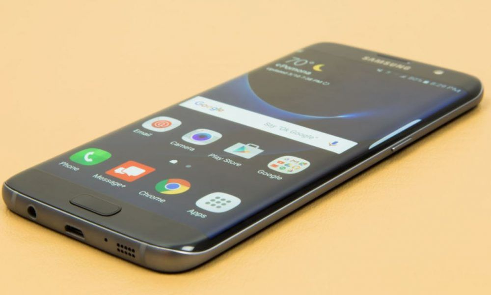 Samsung Turkey Galaxy S7 S7 Edge Android 8 0 Oreo Release Set For