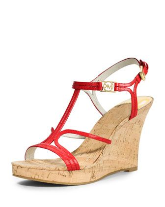 Cicely Wedge Sandal at CUSP.