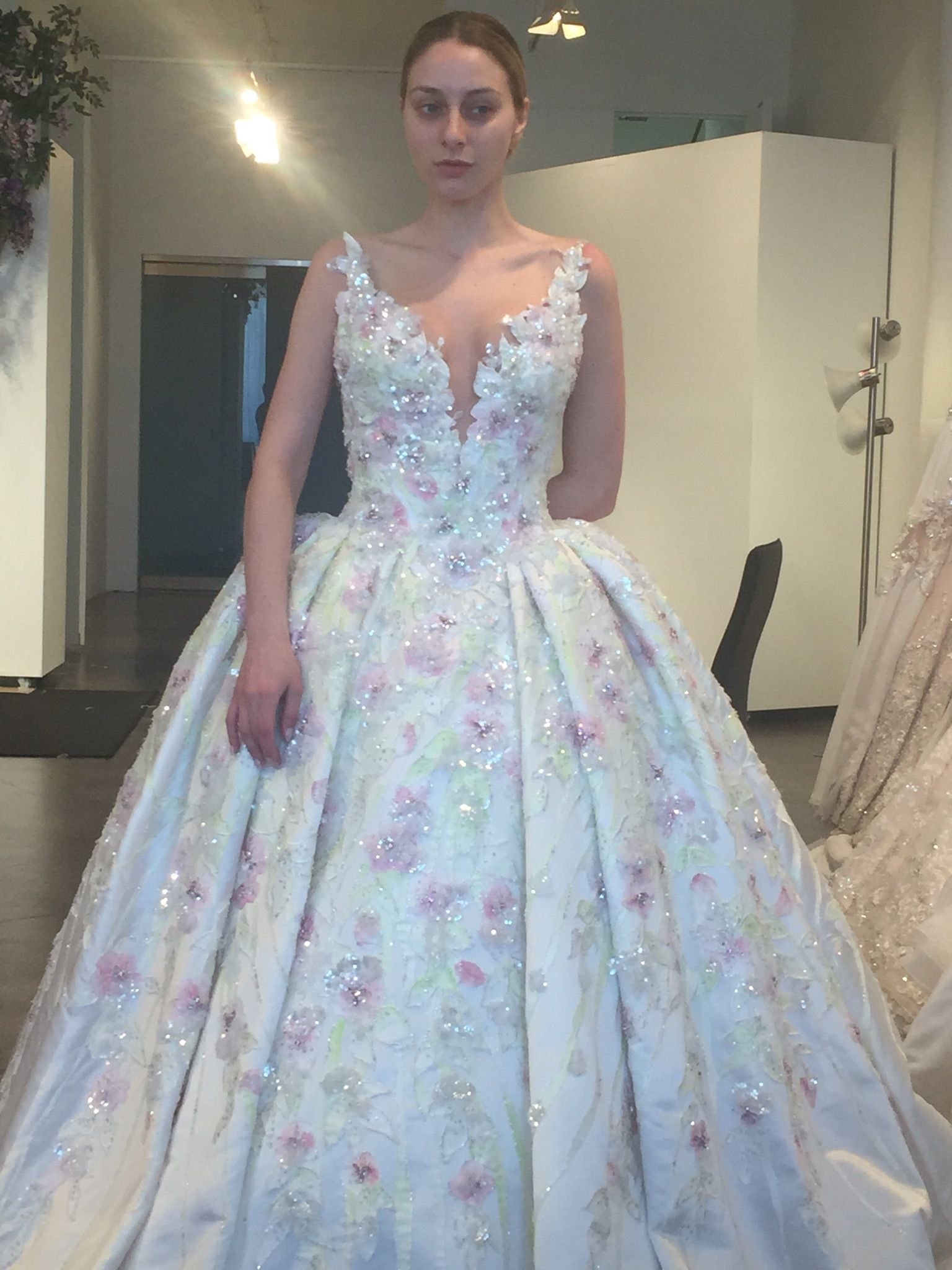 Ysa makino spring 2017 collection available at bridal reflection possibly for bridesmaid dress not wedding dress ombrellifo Gallery