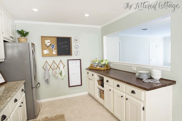 Best Comfort Gray Kitchen Navajo White Cabinets Special 400 x 300