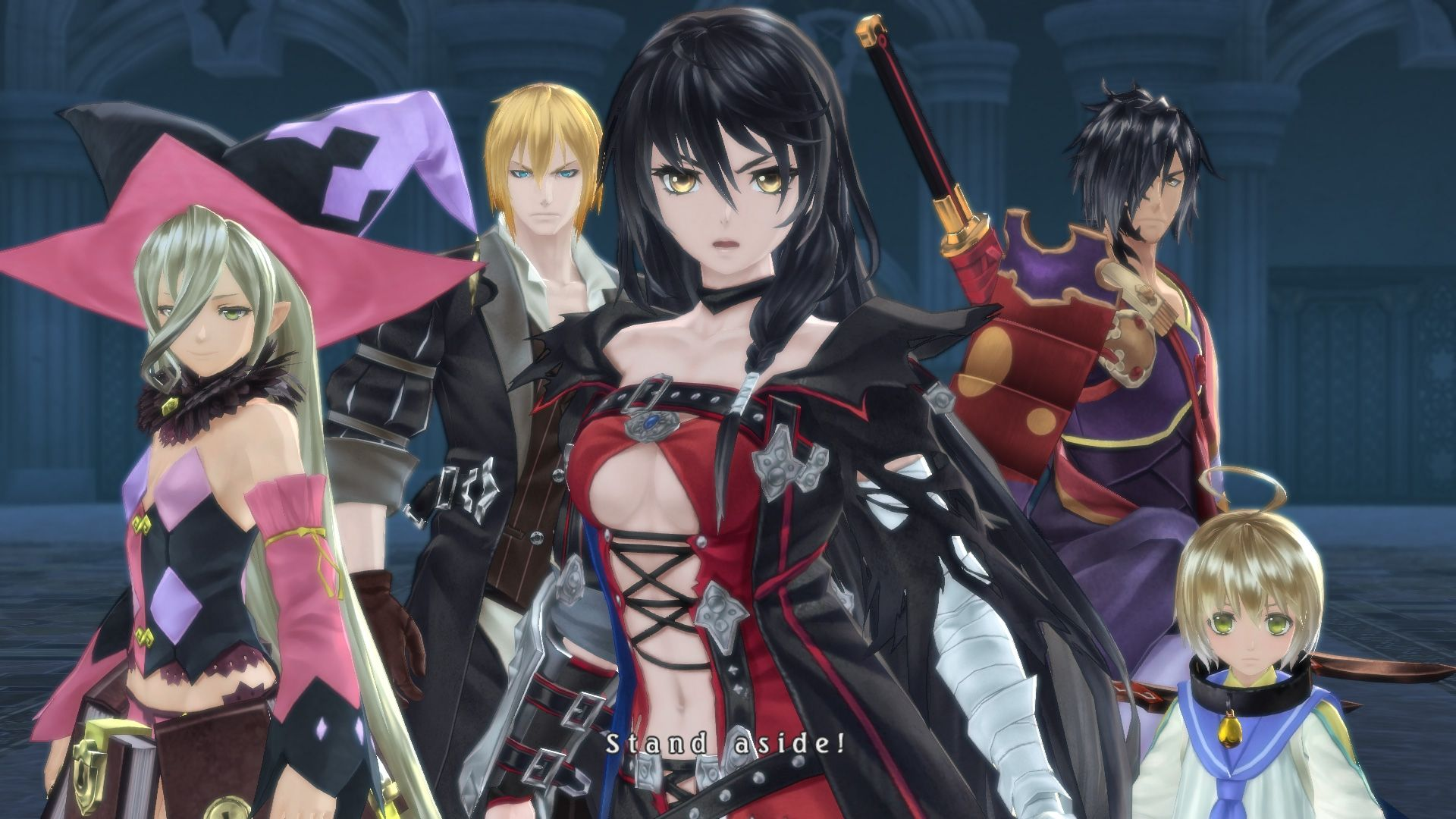 Bandai Namco's latest Tales games is the darkest --and one of the best--to  date.