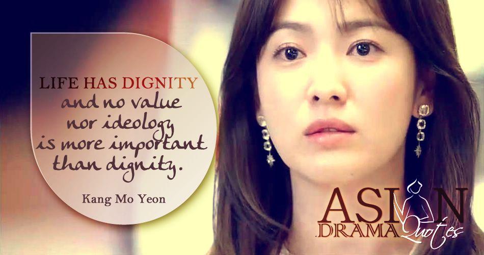 Korean Drama Quotes Descendants Of The Sun Korean Drama Quotes In