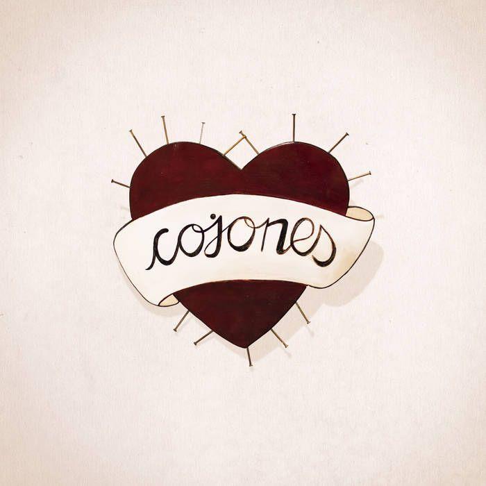 Cojones cover art