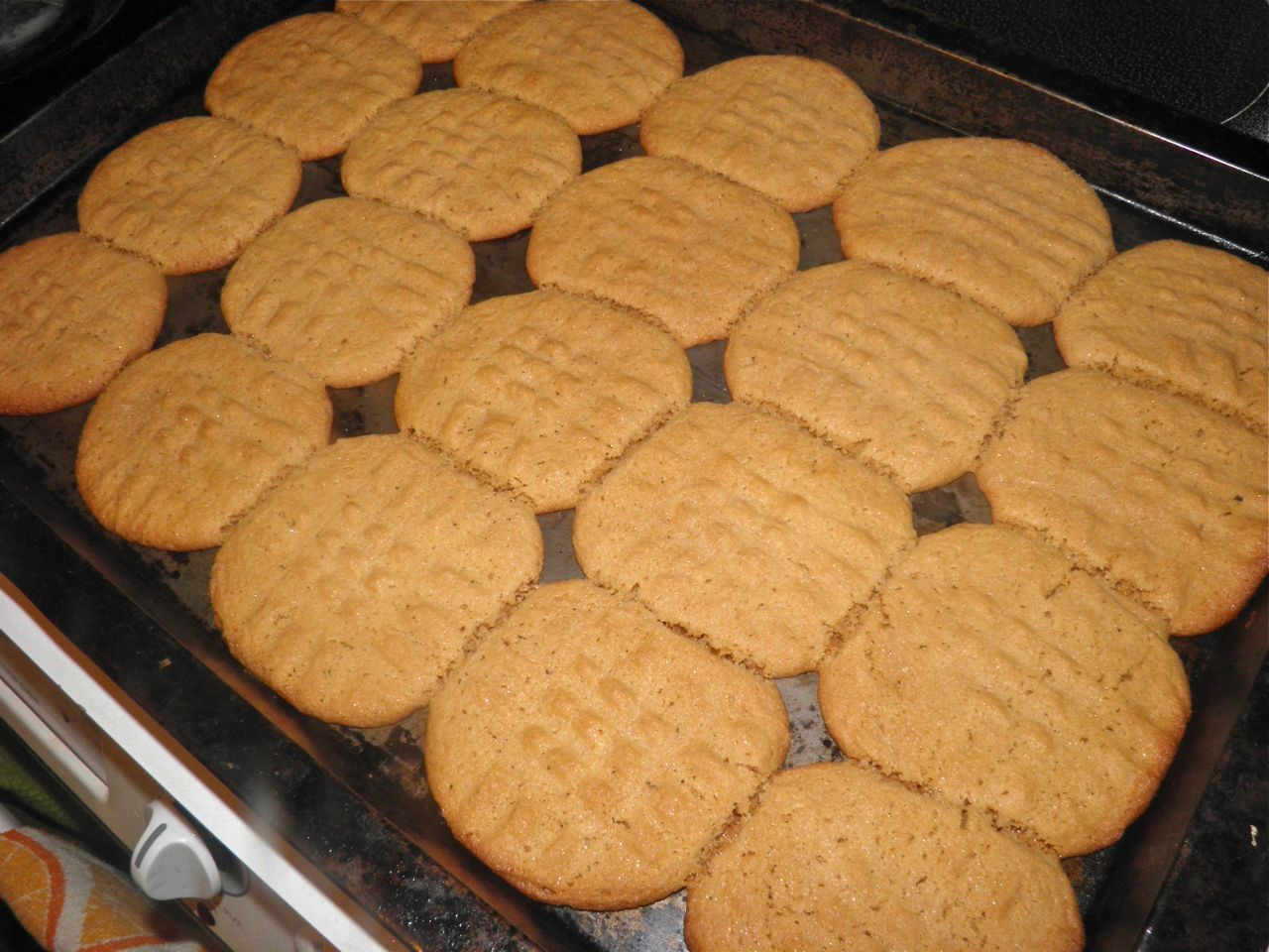 Best Peanut Butter Cookies. A little bit of honey really makes a difference.