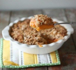 Coconut Crusted Sweet Potato Pie | 15 Thanksgiving Sweet Potato Recipes
