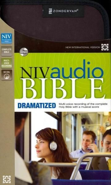 NIV Audio Bible: New International Version, Dramatized