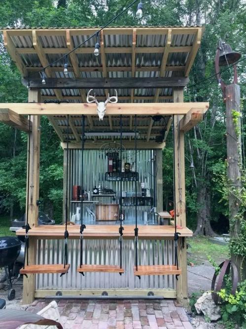 48 Incredible Backyard Storage Shed Design and Decor Ideas ? Home & Garden Design