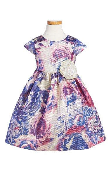 e411ecf3b Free shipping and returns on Pippa & Julie Floral Print Fit & Flare  Dress