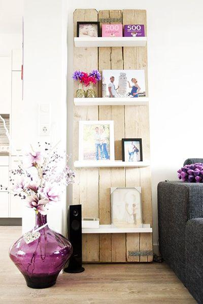 6 objets d'intérieur à réaliser en bois d'échafaudage | voordemakers.be