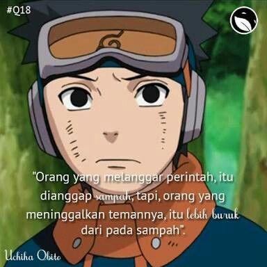 Pin Oleh Rhey Mursalim Di Anime Quotes Kata2 Anime Orang
