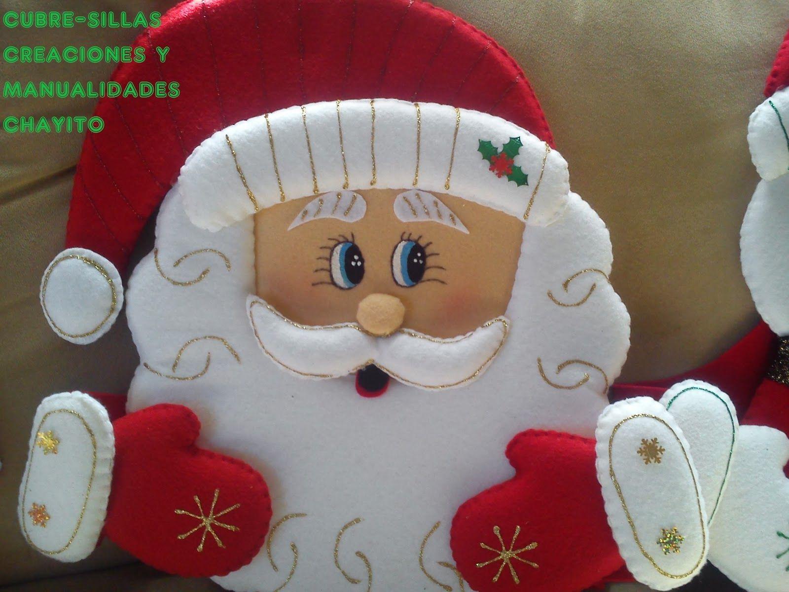Creaciones y manualidades chayito diciembre 2013 for Manualidades para diciembre