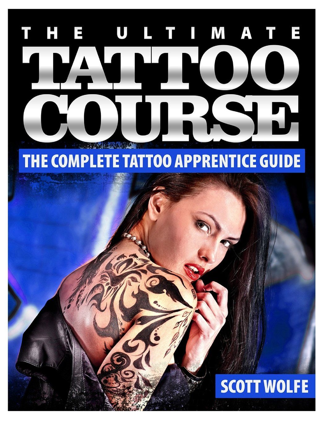 This is the most complete easy to follow tattoo training for Tattoo apprenticeship programs
