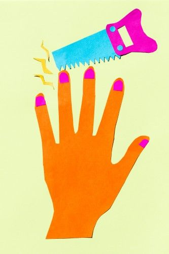 how to fix brittle nails