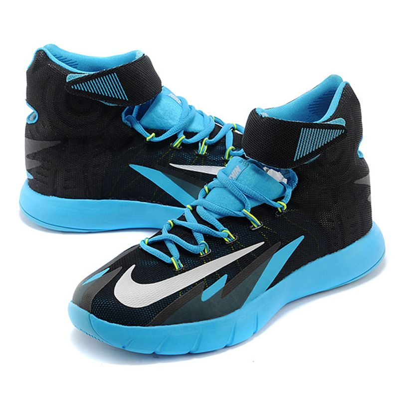 993f32166b01 Nike Zoom Hyperrev Kyrie Irving Blue Shoes