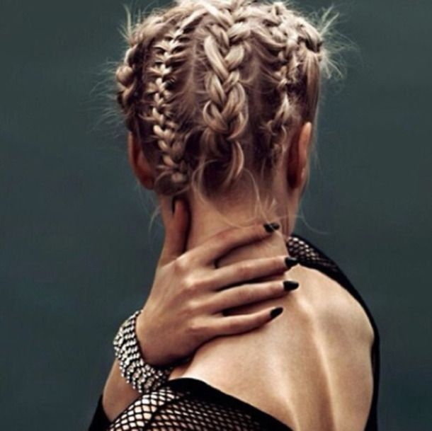Get The Top Wheretoget Braids For Short Hair Hair Styles Hair Inspiration