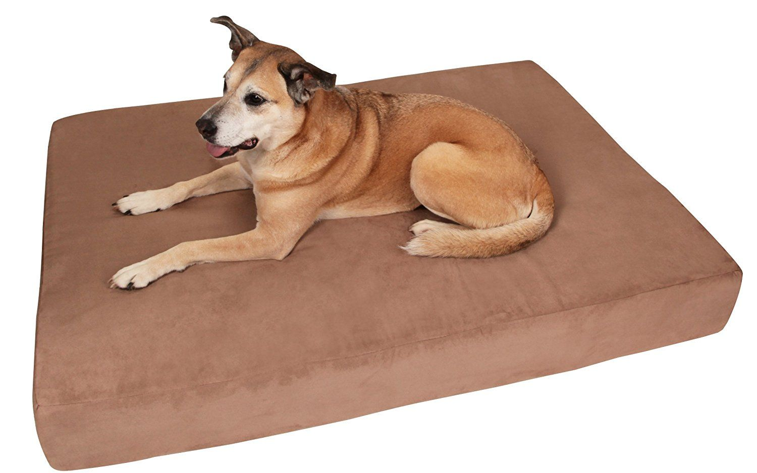 Big Barker 7' Pillow Top Orthopedic Dog Bed for Large and