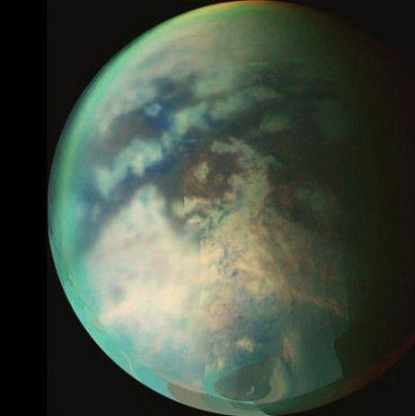 Titan  Foto: NASA/JPL-Caltech/Space Science Institute
