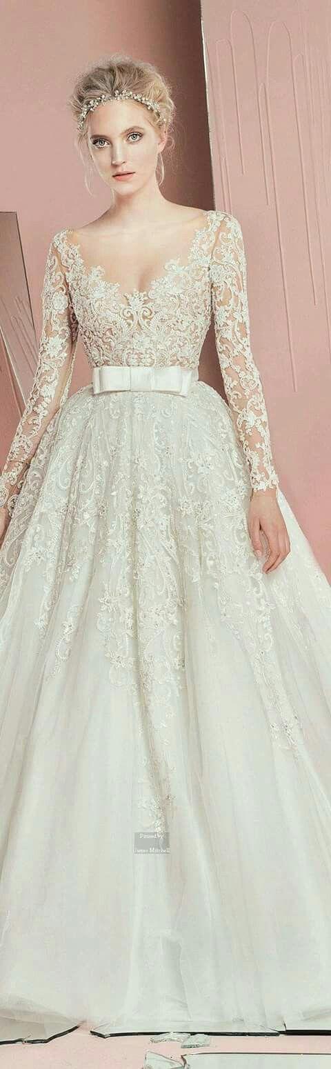 Pin by Yomna Sharaf El-dien on wedding dresses | Pinterest | Wedding ...