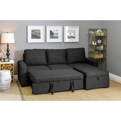 Fine Newport Sofa And Chaise Sectional Gray Abbyson Living In Alphanode Cool Chair Designs And Ideas Alphanodeonline