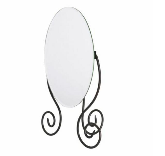 Superieur MYKEN Table Mirror $ 9.99 (IKEA)