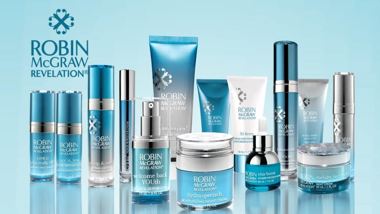Robin Mcgraw Revelation Skincare Line The Review Wire Skin Care Revelation Robin