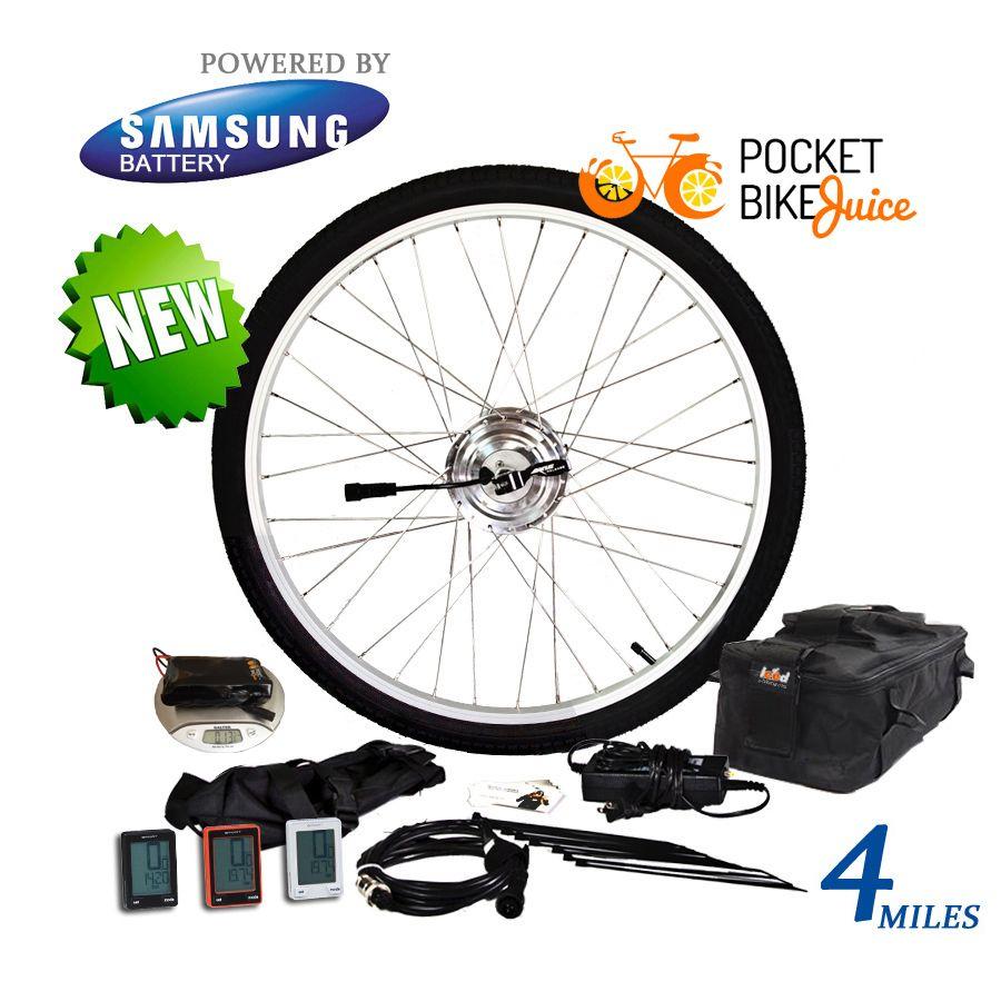 Electric Bike Parts Transform Your Bike Into An E Bike Electric Bike Kits E Bike Kit Electric Bike