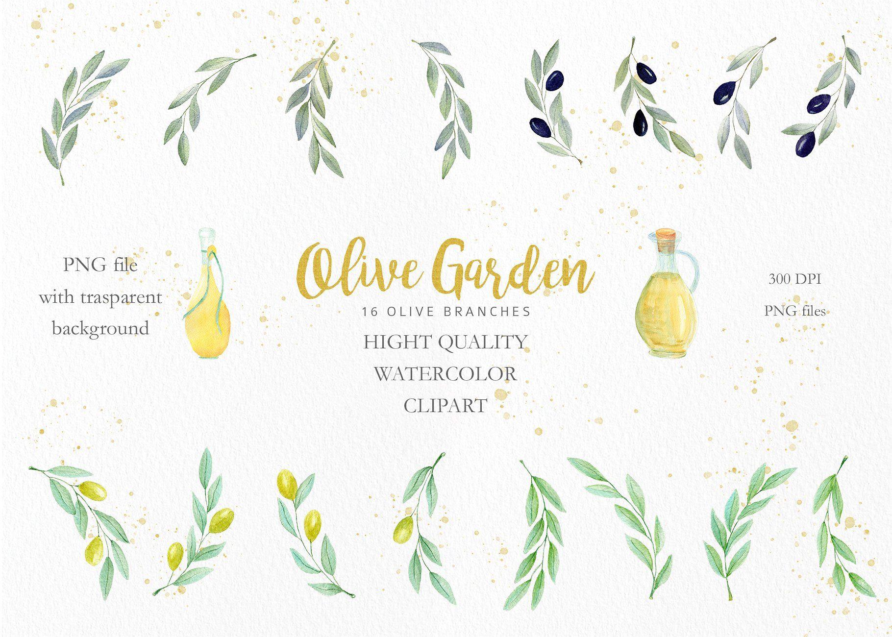 Olive Garden Clipart Collection Clip Art Garden Clipart Olive Gardens