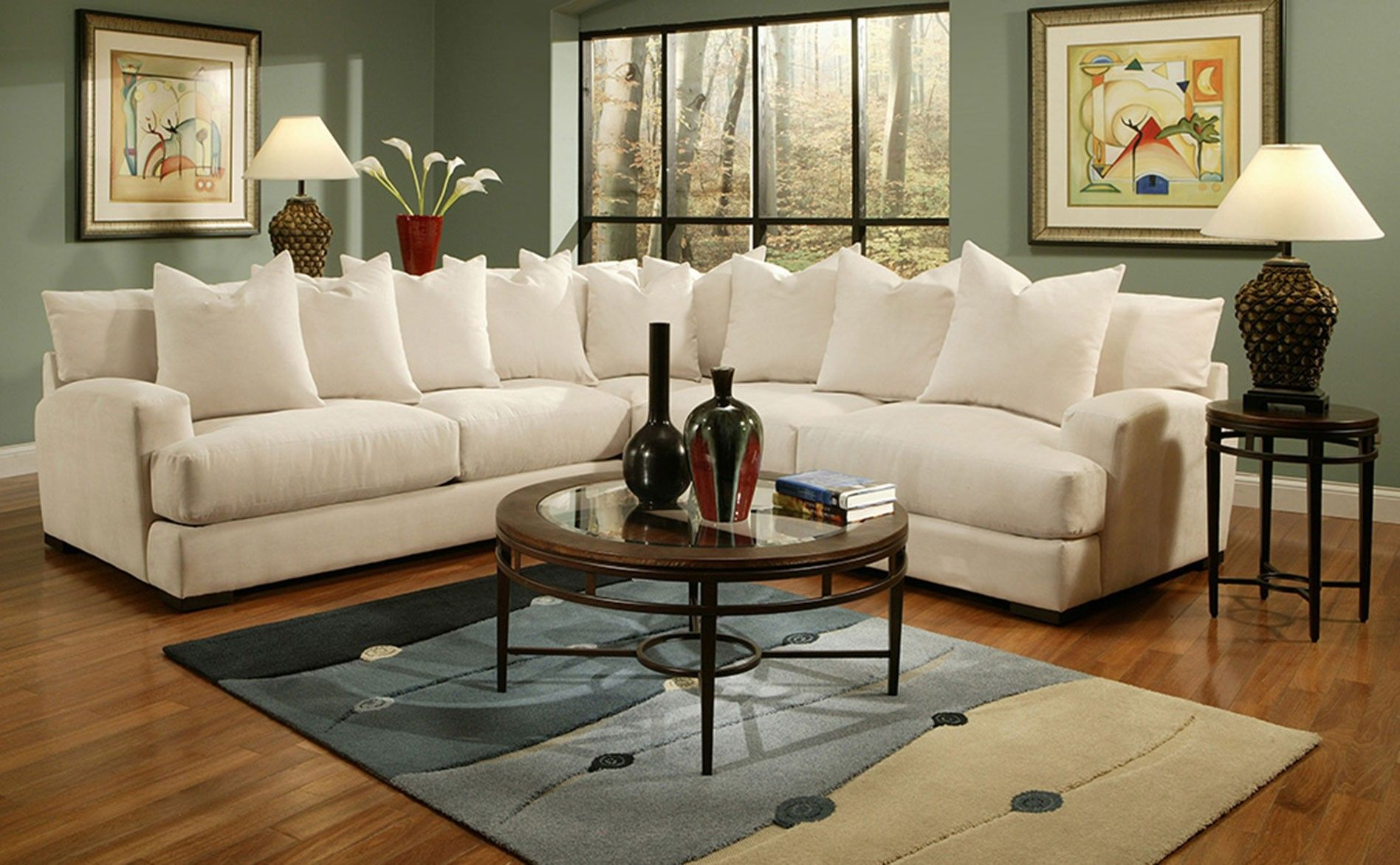 Jonathan Louis Sofa Bed Aico Carlin Sectional Belfore Linen For The