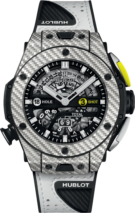 50a52225041d Introducing the Hublot Big Bang Golf Watch with DJ Dustin Johnson ...