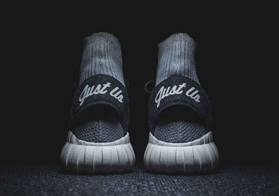 Reminder that the Kith x adidas Consortium Tubular Doom releases on January  for