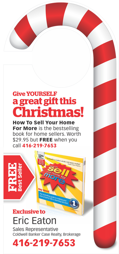 Leading up to Christmas is a great time to reach and and connect with your market...  Especially if you're offering them a free book with $30!!!