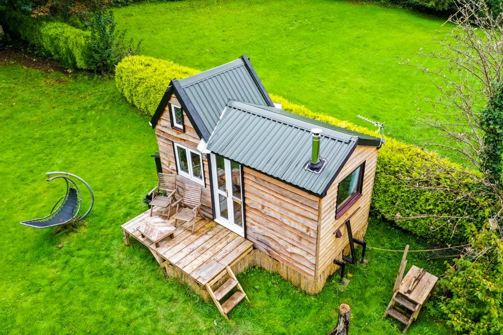 17 Year Old Builds Tiny House For Only 6 000 En 2020