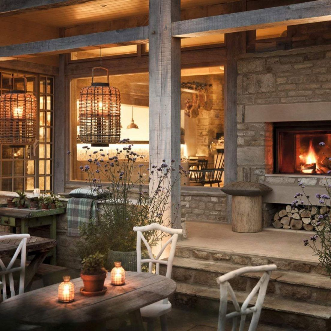 Four Incredible Restaurants To Stay The Night Goop Wild Rabbit Cotswolds Hotel