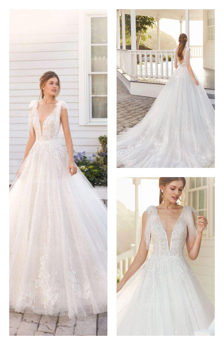 Connie By Rosa Clara Bridal Dresses Wedding Dresses Bridal Dresses Tulle Wedding Gown