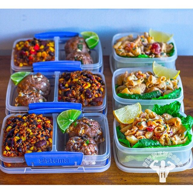 2 important things to remember on this #SundayFunday: (1) At the very least, prep your lunch for the week so you can save money and stay on track to achieve goals. I just finished making 3 days worth of #lunch and a #snack meal. Lunch is quinoa chili with turkey meatballs stuffed with goat cheese. Snack meal is chipotle chicken & quinoa macaroni salad on lettuce. Recipe for the chipotle salad coming soon! Go to YouTube.com/FitMenCook for the vegan chili recipe. (2) The Cowboys beat the…