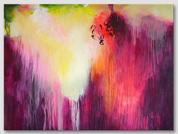 Original XXL extragroß abstrakte Malerei abstrakte von - wohnzimmer bilder abstrakt