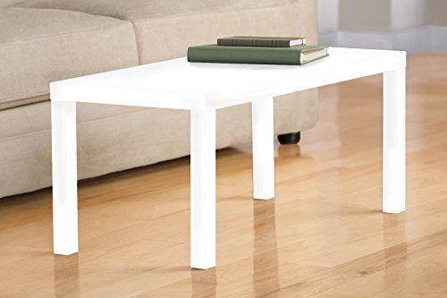 DHP Parsons Coffee Table - White DHP https://www.amazon.com/dp/B01AFUEHHQ/ref=cm_sw_r_pi_dp_VMRExb8FH71Y7