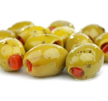 Our Green Olives are produced in selected Chalkidiki areas in northern Greece, ensuring big fruit sizes and rich olive taste. We pay our attention to big fruits, accurate calibration and rich taste. Available types: Whole, pitted, sliced and stuffed with almond, pepper, garlic, jalapeno, gherkin, lemon etc.