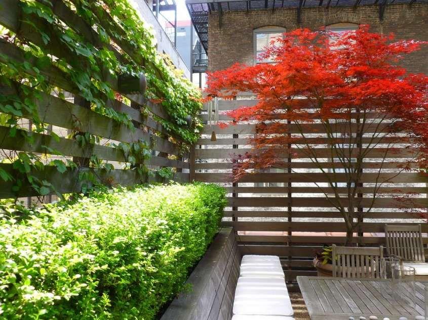 Terrazzo in stile giapponese | Terrazze e balconi | Pinterest