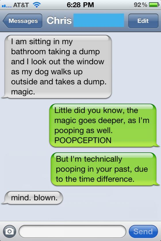 Funny texts between teens picture