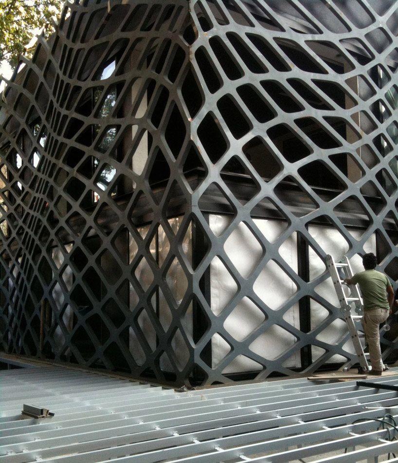 Pin de jorge ant n fern ndez en pfg references architecture facade y parametric architecture - Jorge fernandez azulejos ...