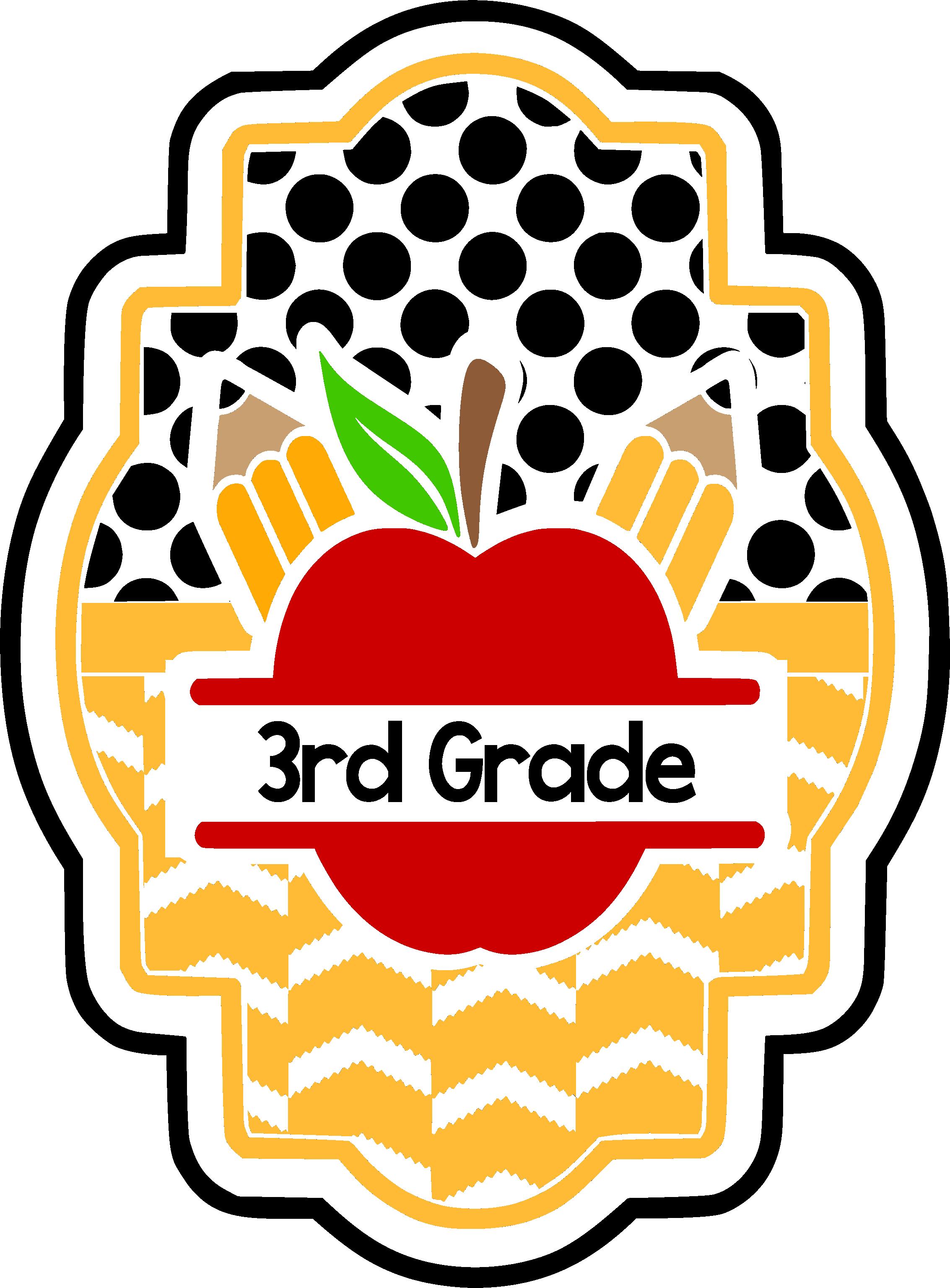 School Apple Pattern 3rd grade Graphic design software