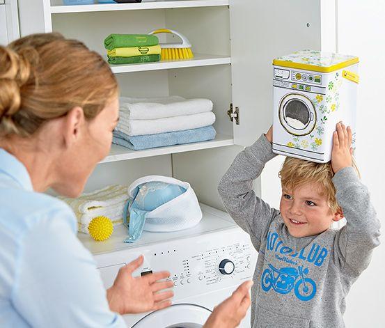 Dóza na prášok na pranie